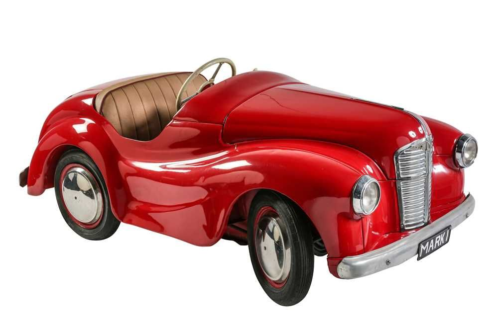H&H online automobilia auction