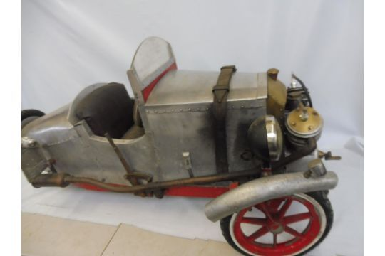 Richard Edmonds automobilia sale on the 19th September