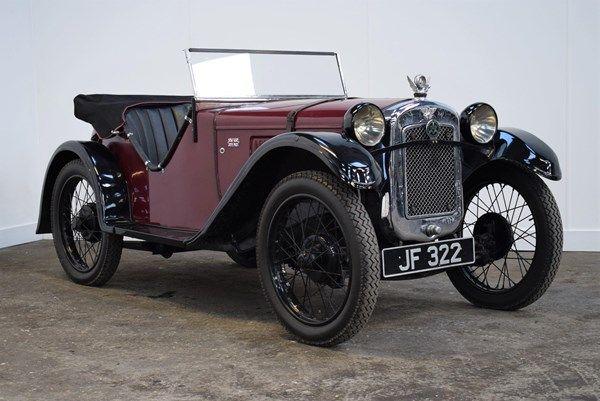 Brightwells to sell an original Austin Seven Ulster