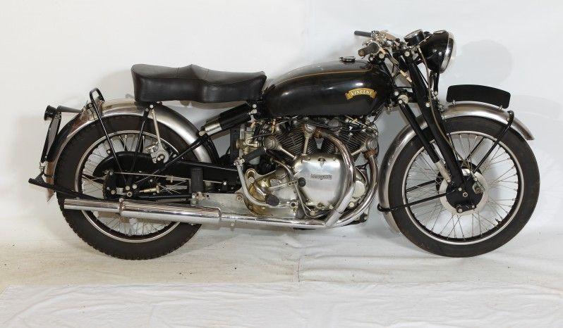 Richard Edmonds no reserve motorcycle sale