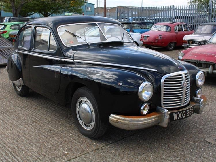 Anglia Car Auctions lot list oddball