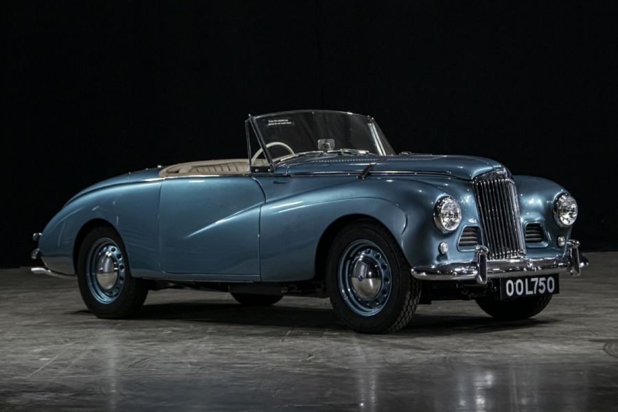 Classic Car Auctions first day sale results now available
