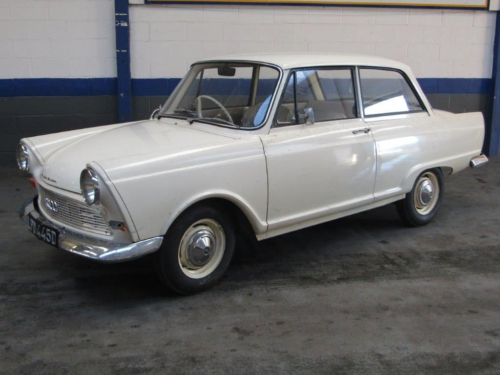 ACA to sell a 713 miles from new Auto Union DKW F11