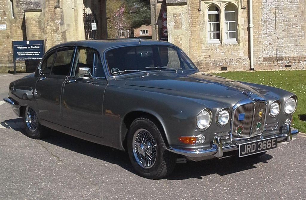 Barons 420 Jaguar makes £34k