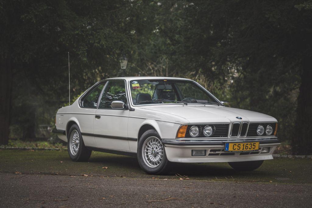 Sean Connerys BMW 635CSI for sale