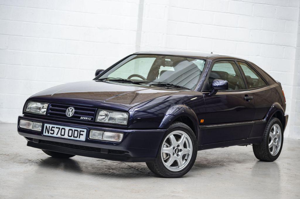 New record for VW Corrado Storm at The Market