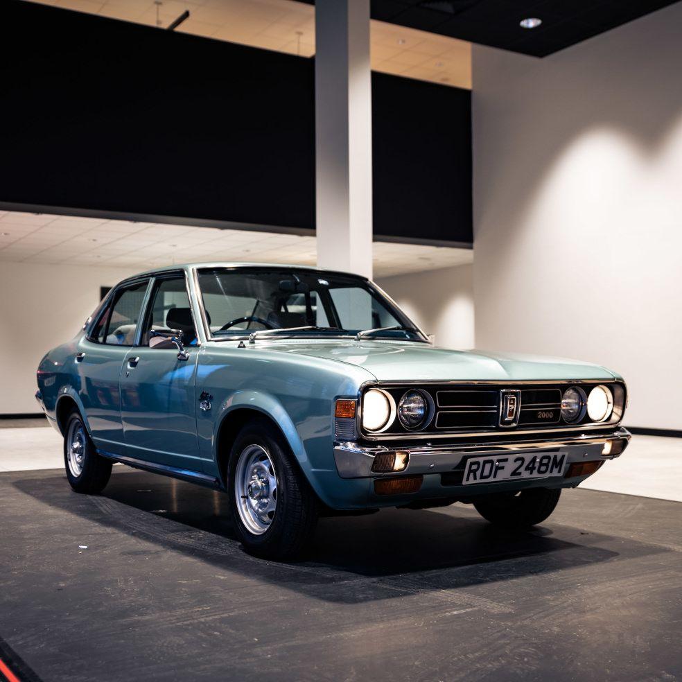 NO RESERVE Mitsubishi Heritage Fleet Auction Starts 1st April Ends 30th April